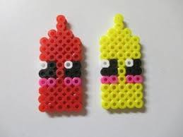 32 best kawaii images on pinterest fuse beads pearler beads and