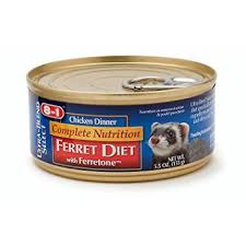 amazon com 8 in 1 complete nutrition ferret diet everything else