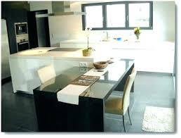 table ilot central cuisine cuisine avec ilot central cuisines avec ilot cuisinart food