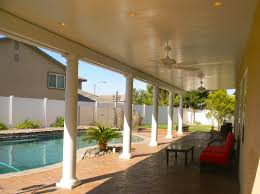 Insulated Aluminum Patio Cover Low Maintenance Patio Covers In The Antelope Valley And Santa