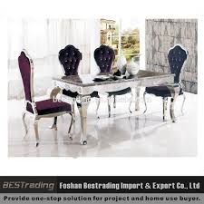 stainless steel dining table base stainless steel dining table