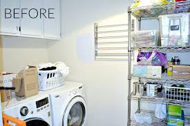 Diy Clothes Dryer Laundry Room Reveal The Diy Bungalow