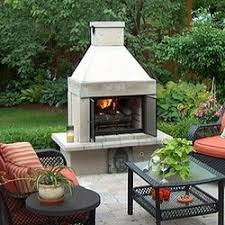 Outdoor Lp Fireplace - outdoor fireplace kits easy to assemble outdoor fireplace kit