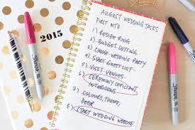 planning my own wedding wedding planning 101 month my secrets