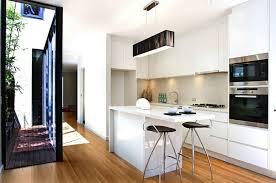petites cuisines ouvertes cuisines ouvertes avec bar cuisine en image