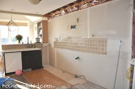 Moving Kitchen Cabinets Kitchen Remodel Removing Cabinets And Soffits And Floors And More