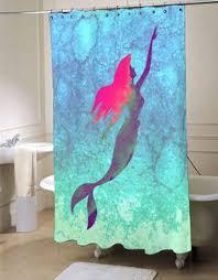 Doc Mcstuffins Shower Curtain - disney princess ariel little mermaid shower curtain bathroom decor