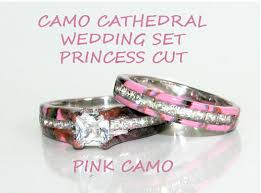 camo wedding sets most popular wedding rings pink camo ring wedding set