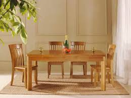 oak dining room table and chairs provisionsdining com