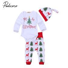 new year baby clothes new year baby clothes 3pcs set christmas baby girl boy