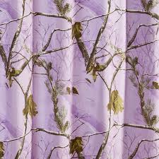 realtree camo bath decor realtree ap lavender camo shower curtain