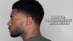 broderick u0027s way to taper fade haircut youtube