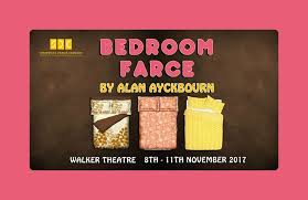 Alan Ayckbourn Bedroom Farce Sdc Presents Bedroom Farce By Alan Ayckbourn At Theatre Severn