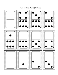 printable colour dominoes domino complete colouring pages