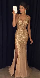 dresses for prom best 25 slit prom dresses ideas on v neck prom