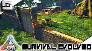 Map Great Wall Of China by Ark Survival Evolved The Great Wall Of Not China S4e41 The