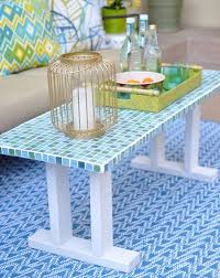 Decorating With Tiles Best 25 Mosaic Tile Table Ideas On Pinterest Tile Tables