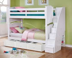 kids u0027 beds with awesome built ins bedroom furniture