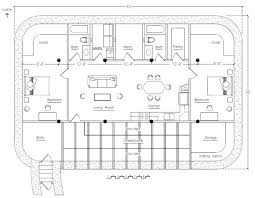 earth sheltered home plans underground home plans designs free earth sheltered home plans