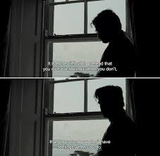 the lobster 2015 david it is more difficult to pretend that you