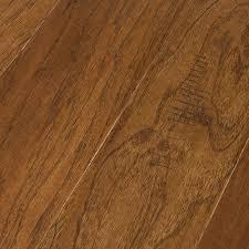 Buckled Laminate Flooring Bruce Frontier Golden Brown Brueel5200a Engineered Hardwood