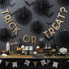 halloween party banner halloween the story behind it and to do activities a diy projects