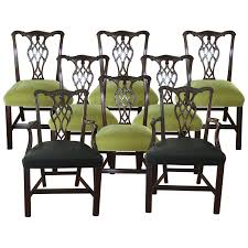 viyet designer furniture seating councill chippendale style