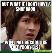 Meme Snapback - snapback memes home facebook