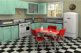 50s kitchen ideas decade by decade home trends improvementcenter com