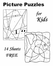 picture puzzles for free and printable