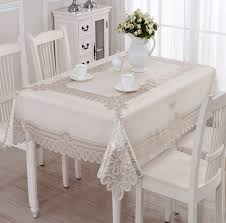 lace vinyl table covers geminbowl new waterproof home room table cover wipe clean pvc vinyl