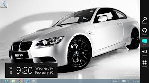 Bmw M3 Coupe - bmw m3 coupe windows 7 and windows 8 theme ouo themes