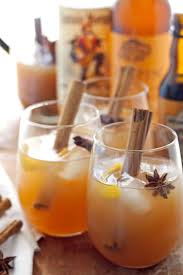 Non Alcoholic Thanksgiving Beverages 17 Best Thanksgiving Cocktails Easy Drink Recipes With Alcohol