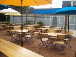 Beer Garden Tables by Furnitures Modern Idea Beer Table Furniture Table Covers Plans