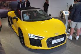 audi supercar convertible new audi r8 spyder prices and specs revealed auto express