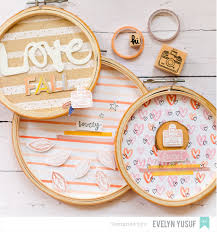 Tangerine Home Decor American Crafts Studio Blog Embroidery Hoop Tutorial By Evelyn Yusuf
