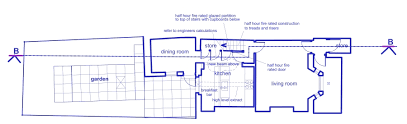 technical drawing floor plan section drawing designing buildings wiki