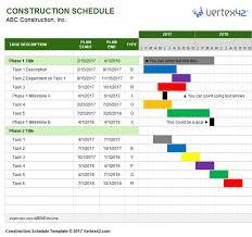 Gantt Chart Templates For Excel Gantt Chart Template Excel Algerie Litterature Com