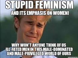 Stupid Internet Memes - stupid feminism weknowmemes generator