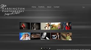 photographers websites photography website design templates search new website
