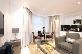 Apartments One Bedroom One Bedroom Standard Kitchen Living Room Picture Of Claverley