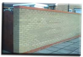 garden wall repair and replacement in and around blyth blyth
