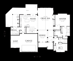 mascord house plan 1326 the mensing