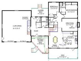 modern floor plans for new homes split level floor plans marvellous 29 split level floor plan after