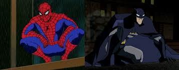 spider man tas batman tb battles comic vine