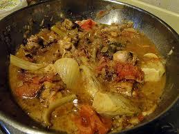 recette de cuisine poulet recette de poulet à l ail et au fenouil