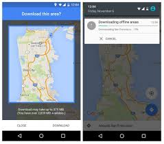 Google Maps San Francisco by Review Going Offline With Google Maps The San Diego Union Tribune