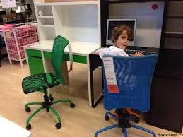 Kid At Desk The Best Desk For A Big Kid S Room Is At Ikea