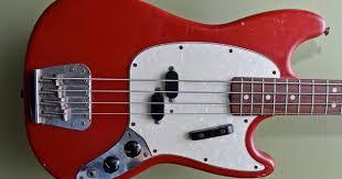 67 mustang fender 1967 fender mustang bass