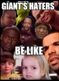 Haters Memes - meme creator giant s haters be like meme generator at memecreator org